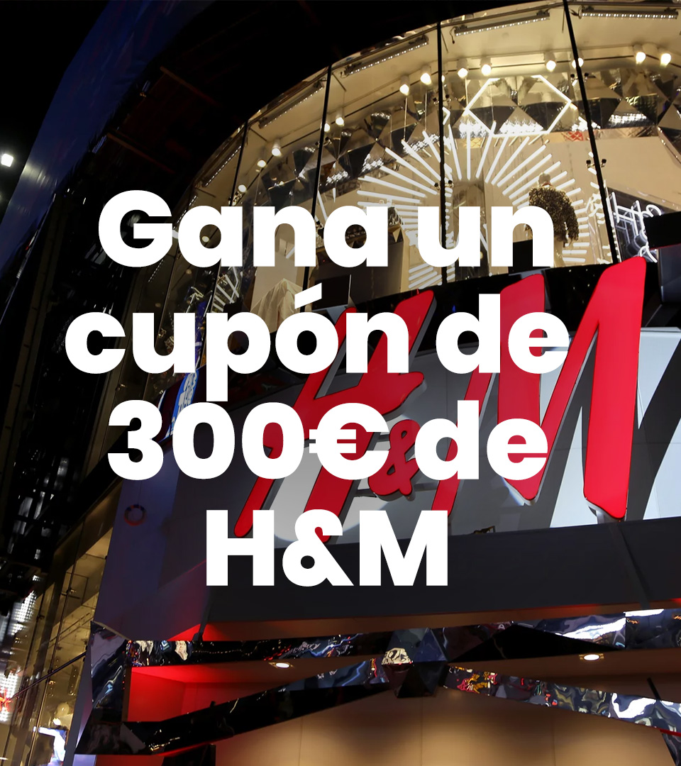 H&M de 300€